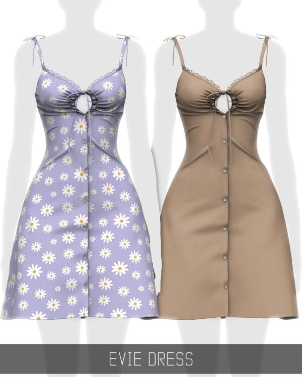 Simpliciaty: Evie Dress