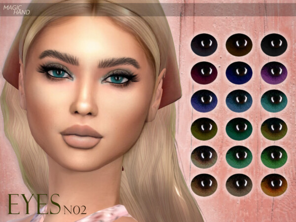 The Sims Resource: Eyes N02 by MagicHand