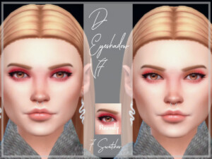 The Sims Resource: DD Nude Lipstick by ddcreations • Sims