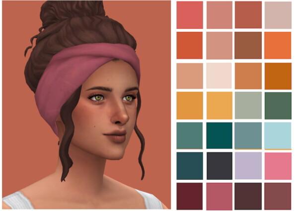 Simminginchi: Gretchen headband accessory