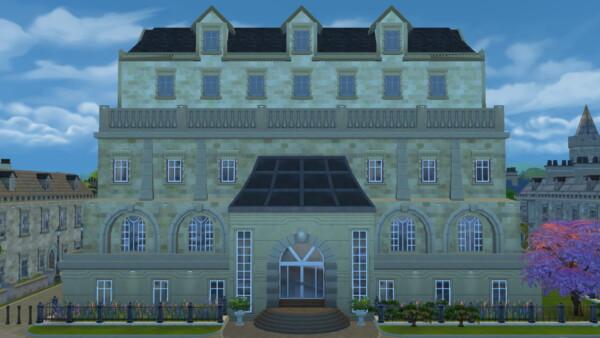 Mod The Sims: Dorm Hall Drake   Renovation by xmathyx