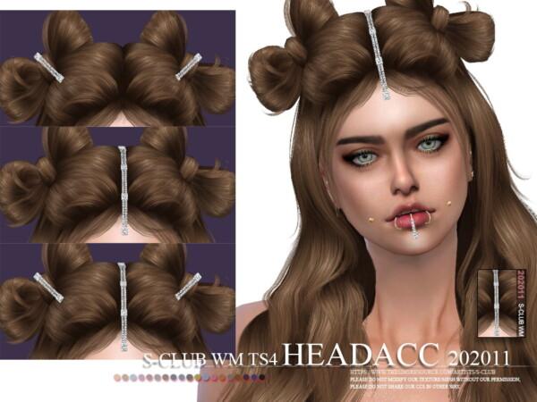 The Sims Resource: Headacc 202011 by S Club