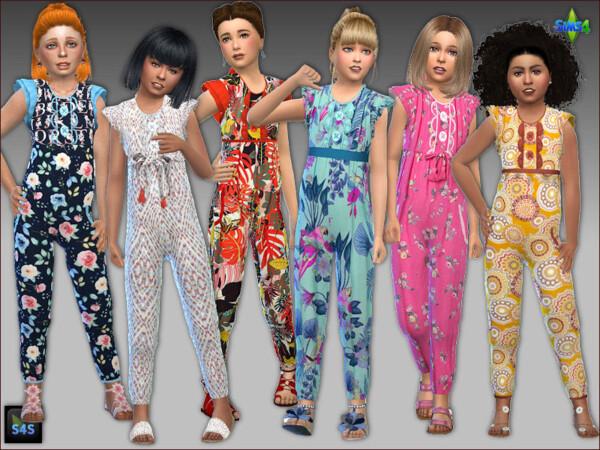Arte Della Vita: Jumpsuits for girls