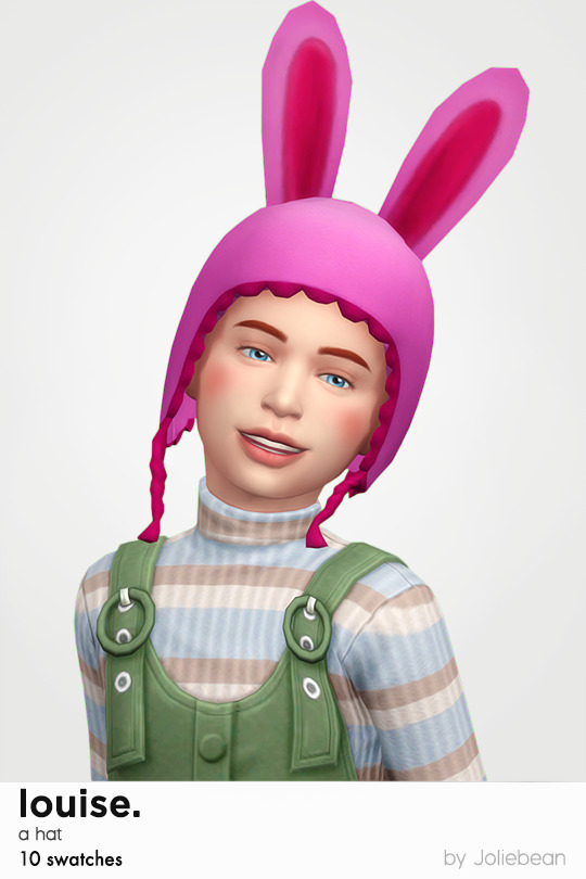 Joliebean: Louise Hat