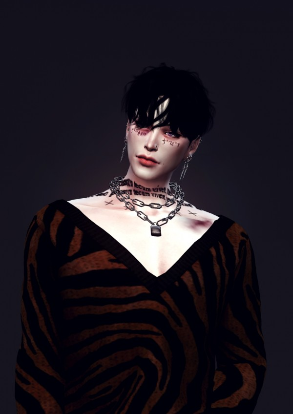 Chaessi: Necklace 5