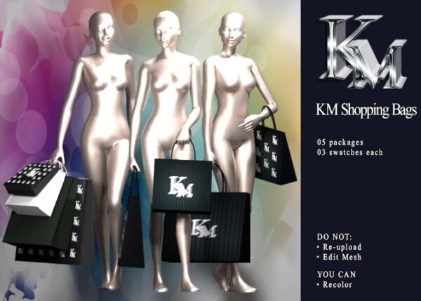 KM: Shopping Bags