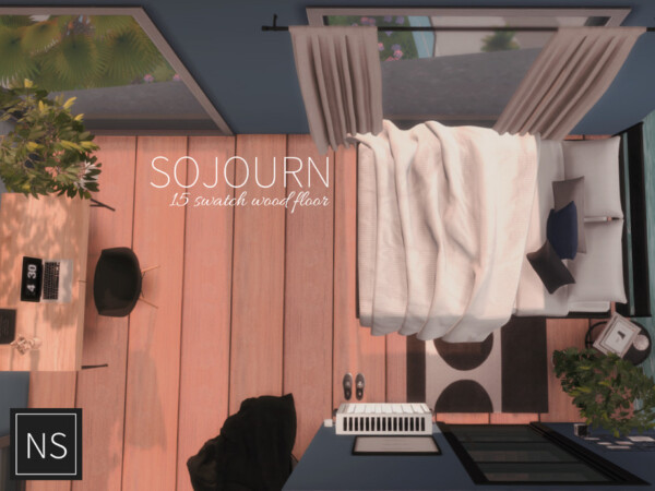 The Sims Resource: Sojourn Floor by networksims