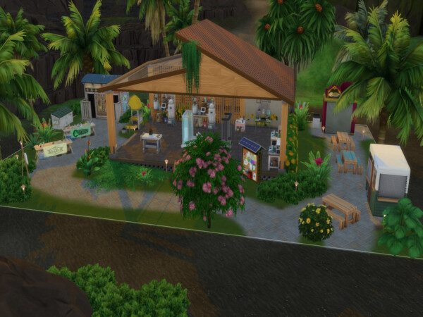 The Sims Resource: Sulani Maker Space by LJaneP6