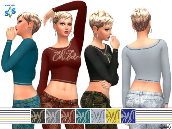 The Sims Resource: Top 202006 09 by dgandy