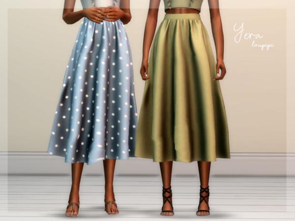 The Sims Resource: Yera Skirt by Laupipi