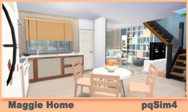PQSims4: Maggie Home