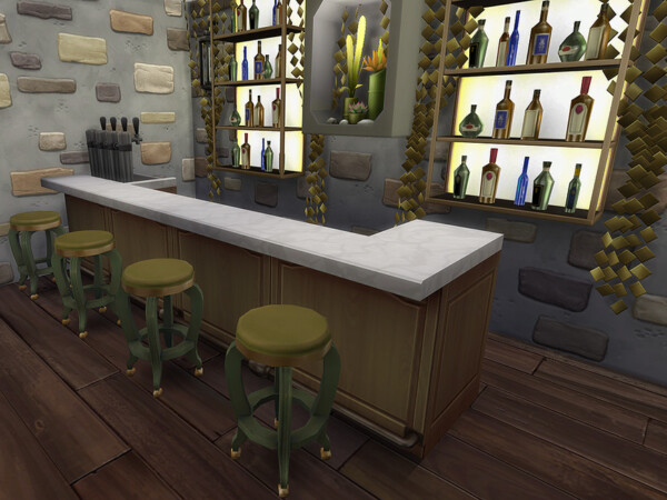 The Sims Resource: Alicia Loft by Ineliz