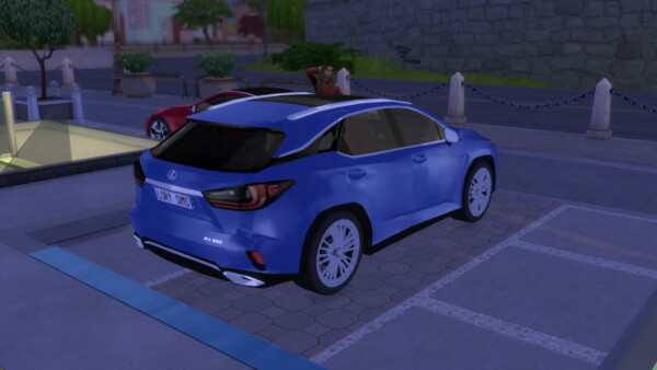 Lory Sims: Lexus RC 350