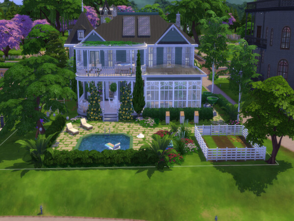 The Sims Resource: Shorewood House by LJaneP6