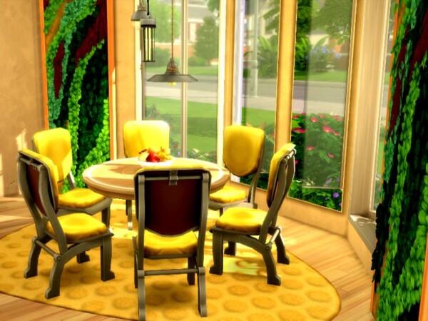 The Sims Resource: Flower Power House by GenkaiHaretsu