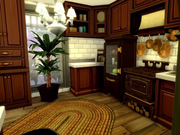 The Sims Resource: Detroit Victorian Mansion by GenkaiHaretsu