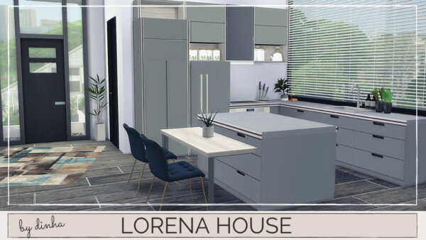 Lorena House from Dinha Gamer