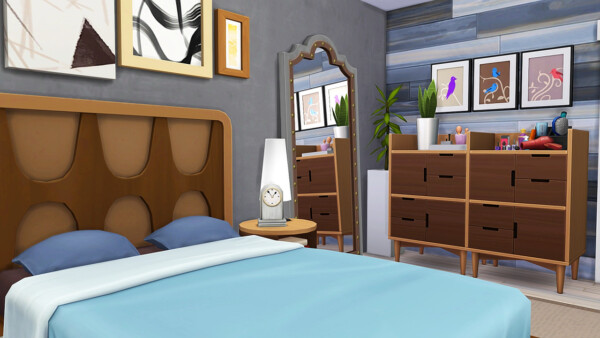 Sisters Apartment from Aveline Sims