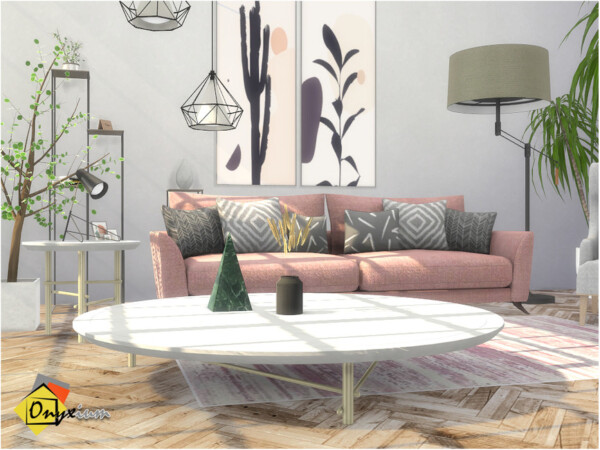 Troia Livingroom by Onyxium from TSR