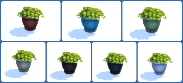Mod The Sims: Potted Plants by simsi45