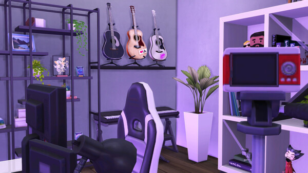 My New Dream Apartment from Aveline Sims