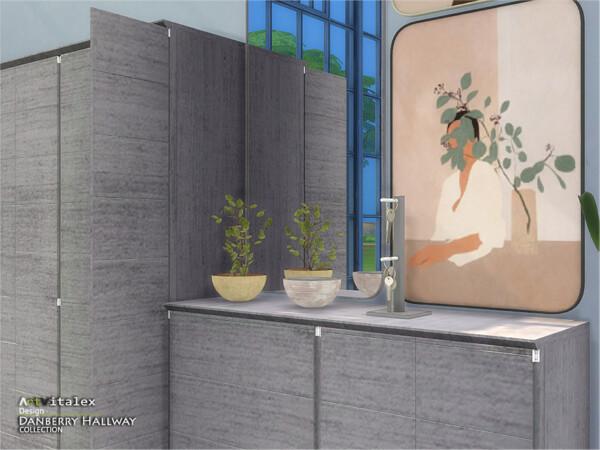 Danberry Hallway by ArtVitalex from TSR