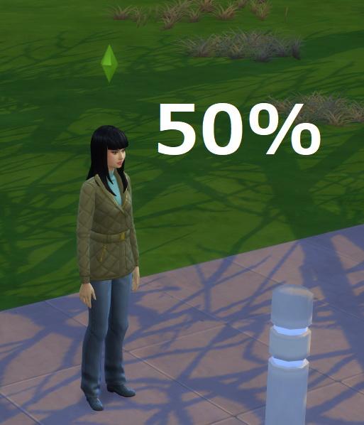 Mod The Sims: Plumb bob Edit.10%,50%,80% by kou