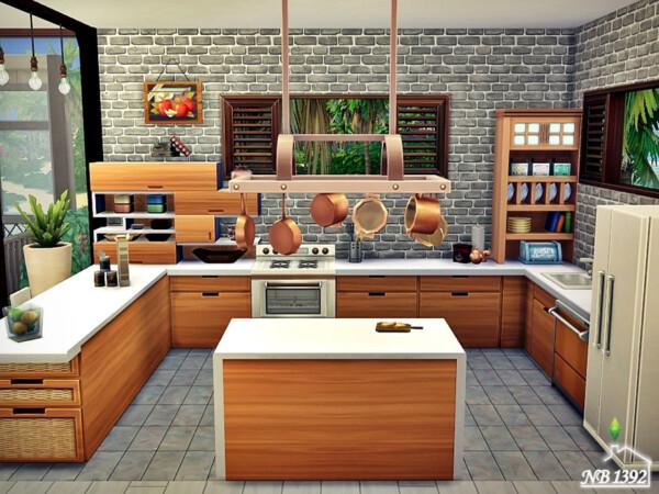 The Sims Resource: Yamayka House No CC by nobody1392