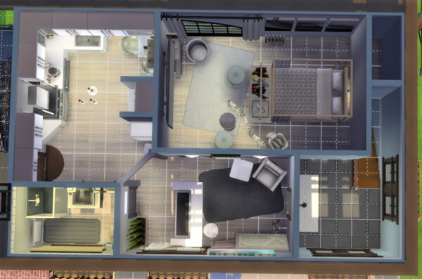 Mod The Sims: Fort Street by spaceytheace
