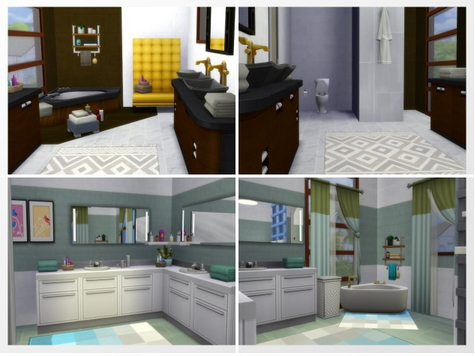 All4Sims: Old Town Road by Oldbox