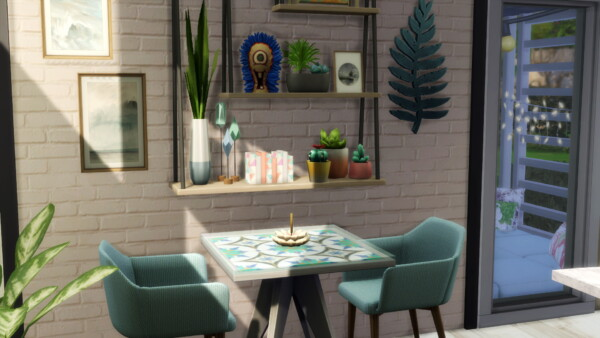 Mod The Sims: Peacemakers Modern Home by simbunnyRT