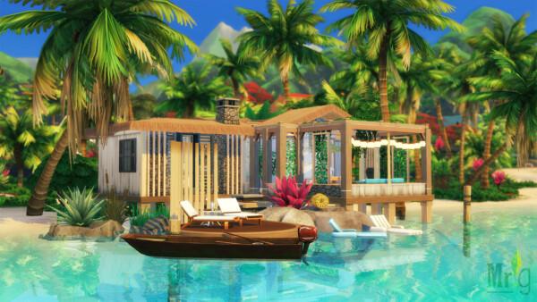 Misterglucose: Cabin Beach House