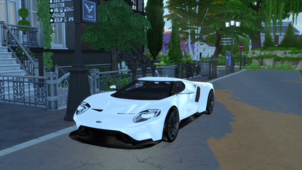 Modern Crafter: 2016 Ford GT