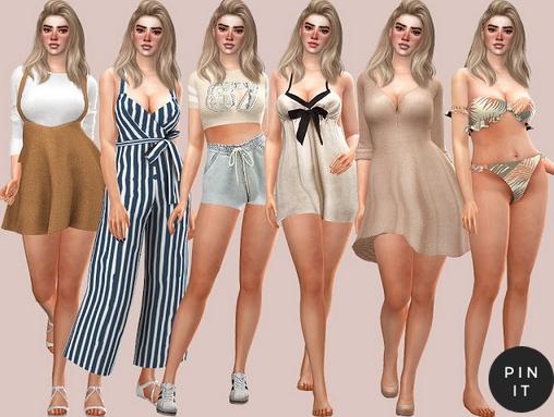 MSQ Sims: Kacey Hewitt