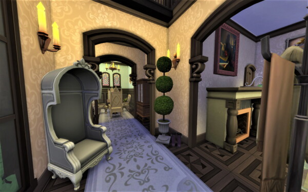 Mod The Sims: Merryweather Place by spaceytheace
