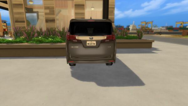 Modern Crafter: 2015 Toyota Velfire