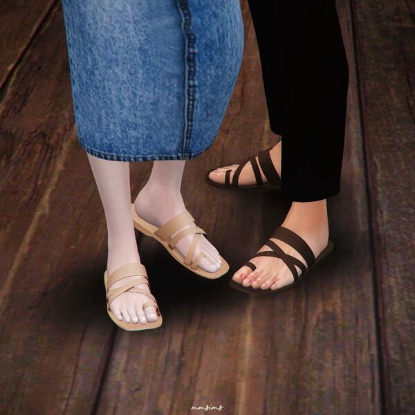 MMSIMS: Daegu Sandals