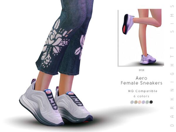 Aero Sneakers by DarkNighTt from TSR