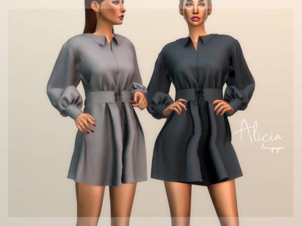 Alicia dress by laupipi from TSR