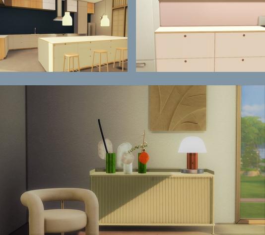 Meinkatz Creations: Basis Kitchen