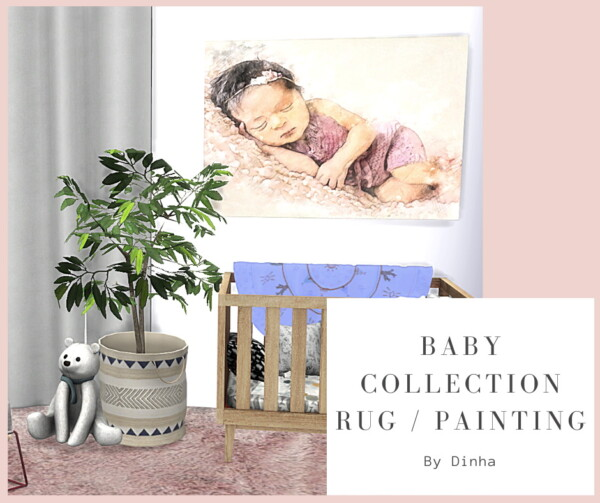 Dinha Gamer: Baby Collection
