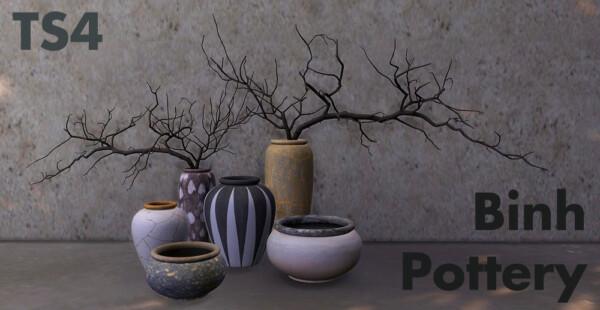 Riekus13: Binh Pottery Recolored
