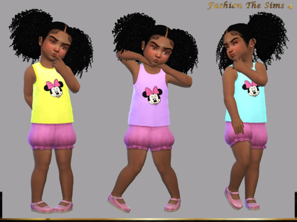 The Sims Resource: Clarice Shirt by LYLLYAN
