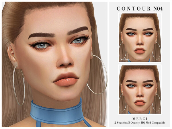 The Sims Resource: Contour N04 by Merci