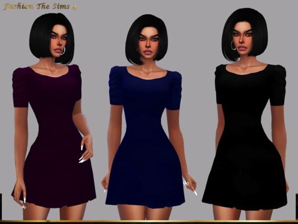 Dress Renata by LYLLYAN from TSR