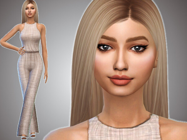 The Sims Resource: Evie Chesler by Mini Simmer