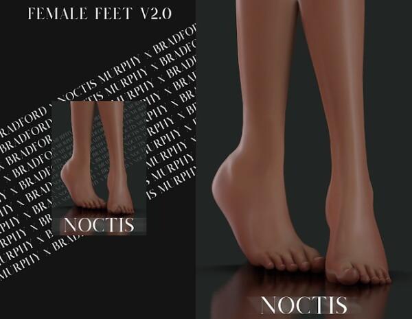 Feet V2 by  Silence Bradford from Murphy