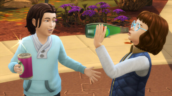 Mod The Sims: Fizzy Drinks For Kids by K9DB