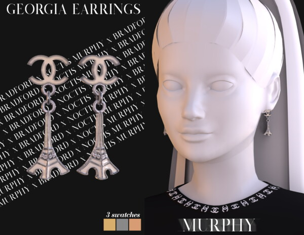 Murphy: Georgia Earrings