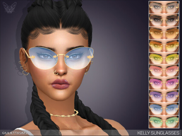 Kelly Sunglasses by feyona from TSR